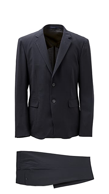 Mr. Start Stretch Wool Cheshire Suit