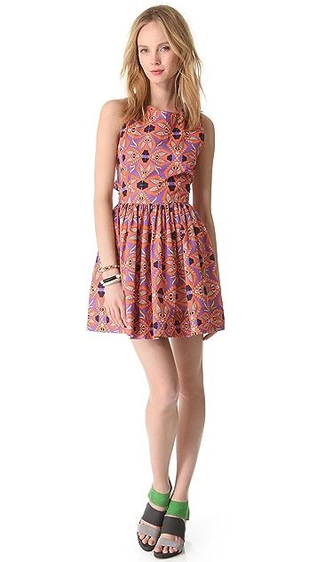 MSGM Little Owl Dress