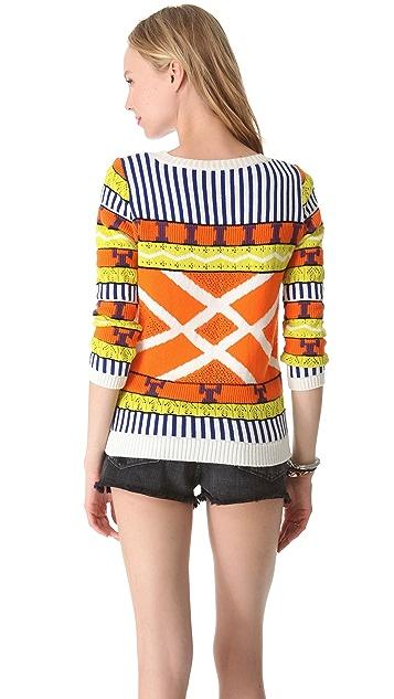 MSGM Multi Sweater