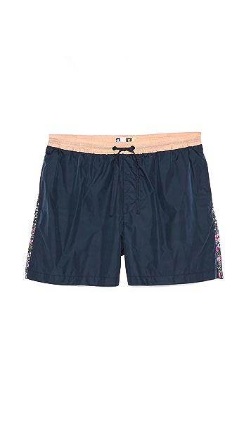 MSGM Athletic Shorts