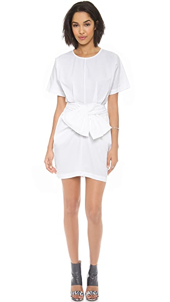 MSGM Bow Front Dress