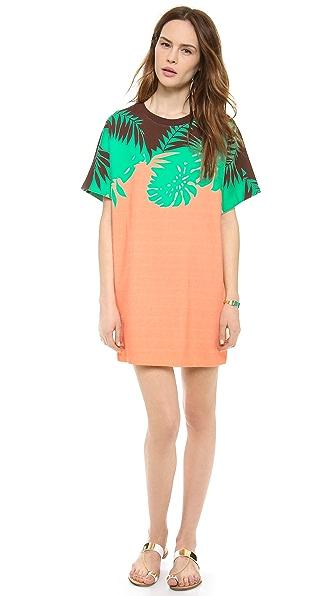 MSGM T-Shirt Dress