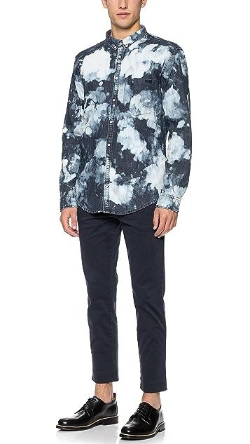 MSGM Denim Shirt