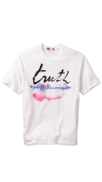 MSGM 'Truth' T-Shirt