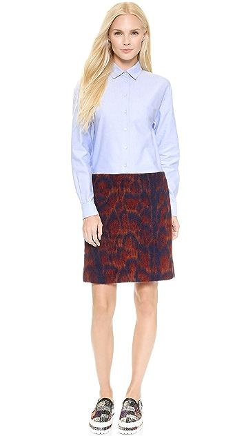 MSGM Shirtdress