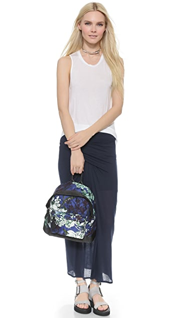 MSGM Quilted Backpack