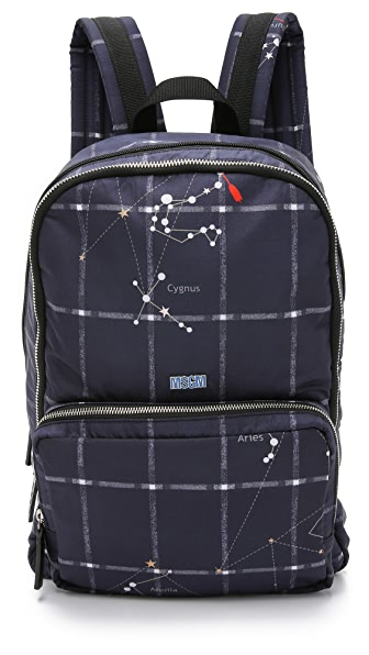 MSGM Stars Backpack