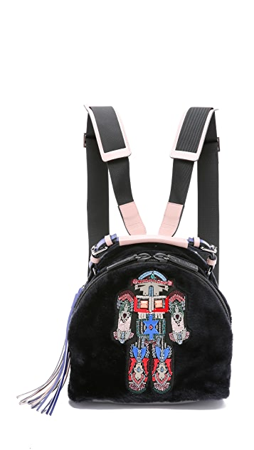 MSGM Fuzzy Robot Backpack