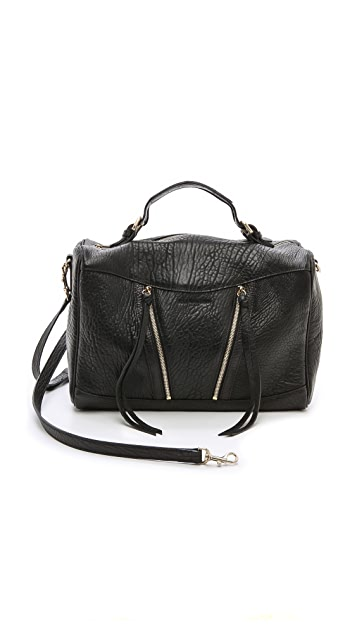 MS by Martine Sitbon Lambskin Satchel