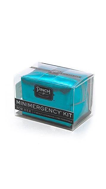Pinch Provisions Metallic Minimergency Kit