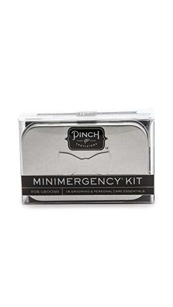 Pinch Provisions Minimergency Kit For Grooms