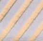 Silver/Gold Stripe