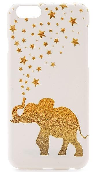Monika Strigel Happy Elephant iPhone 6 / iPhone 6s Case