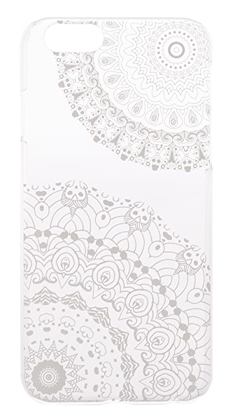 Monika Strigel Transparent Neptune Lace iPhone 6 / 6s Case