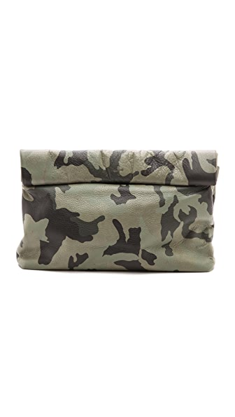 Marie Turnor Accessories The Pebbled Lunch Clutch