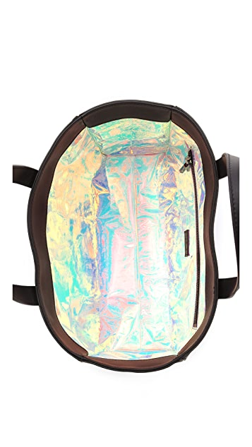 Mugler Lightning Bag Tote
