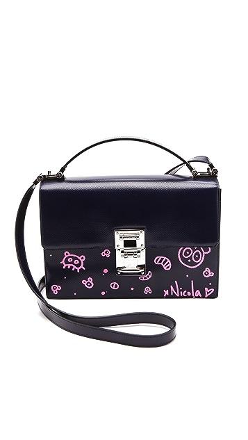 Mugler Muglerette M Handbag