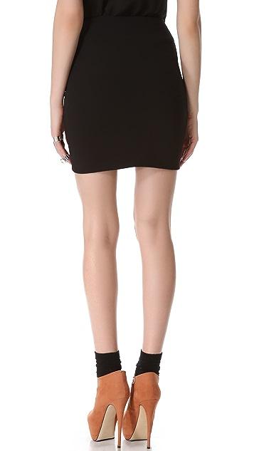 Mugler Waterfall Skirt