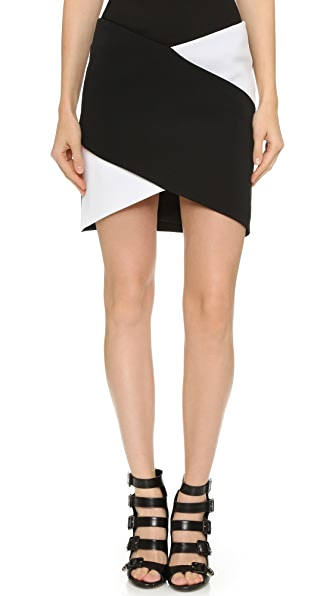 Mugler Crossover Skirt