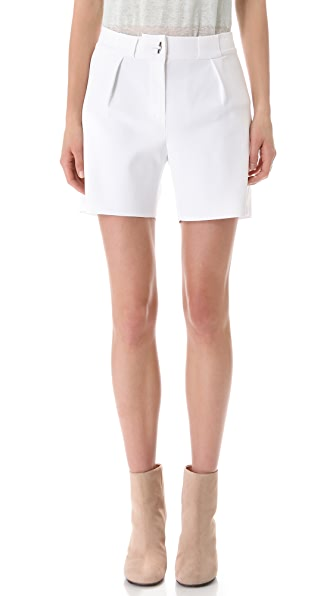 MAISON ULLENS Milano Stretch Shorts