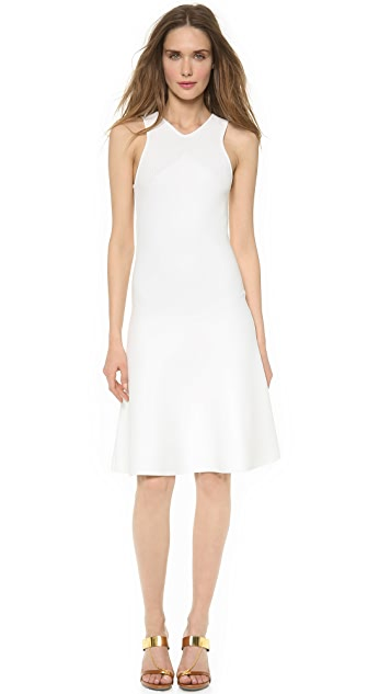 MAISON ULLENS Sleeveless Knit Dress
