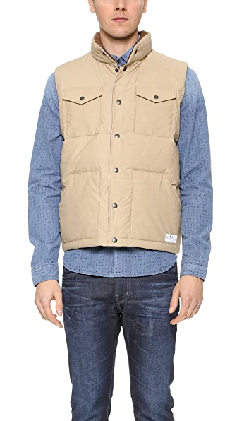 Muttonhead Puff Daddy Vest