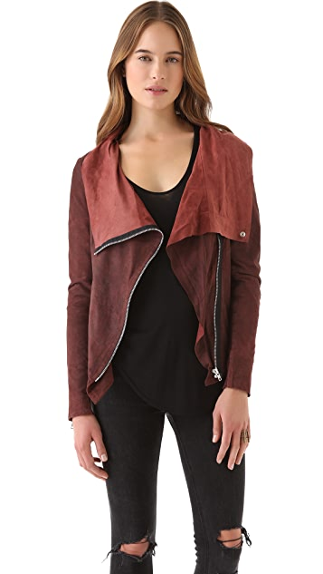Muubaa Alexis Unlined Jacket