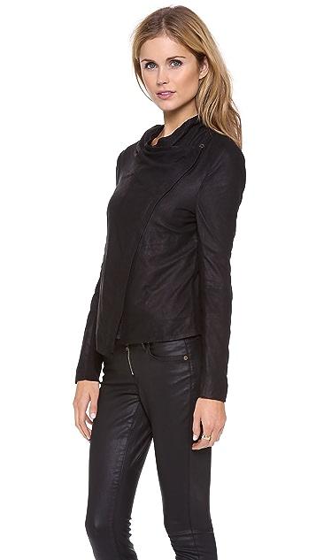 Muubaa Sinoia Leather Jacket