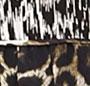 Natural Blurry Leopard