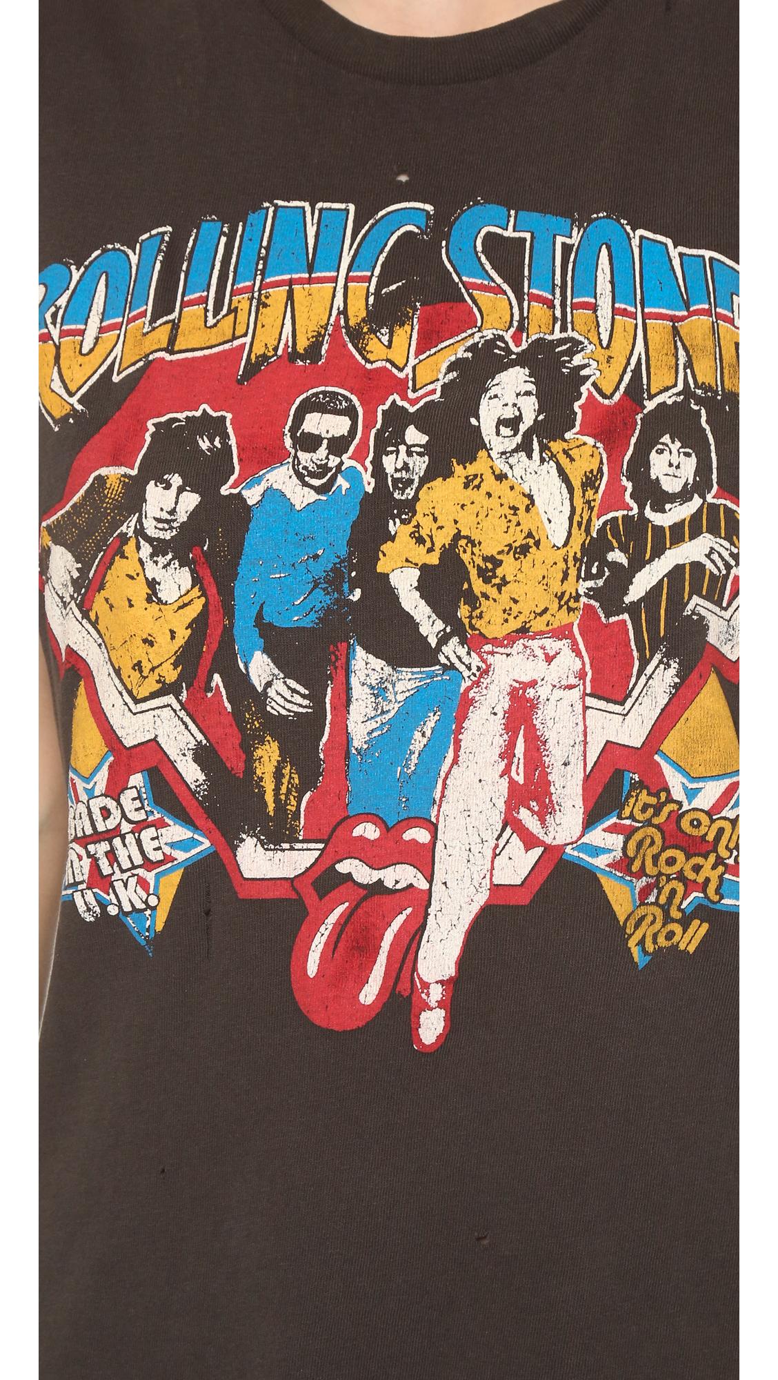 80974a10 MADEWORN ROCK Rolling Stones UK Tank   SHOPBOP