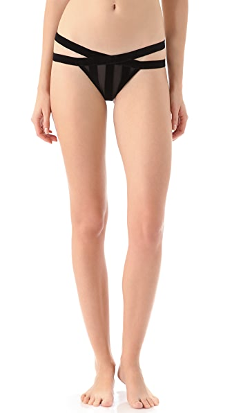 Myla London Velvet Mini Panty