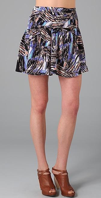 Myne Tyler Printed Skirt
