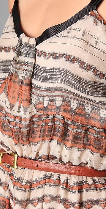 Myne Bella Long Dress