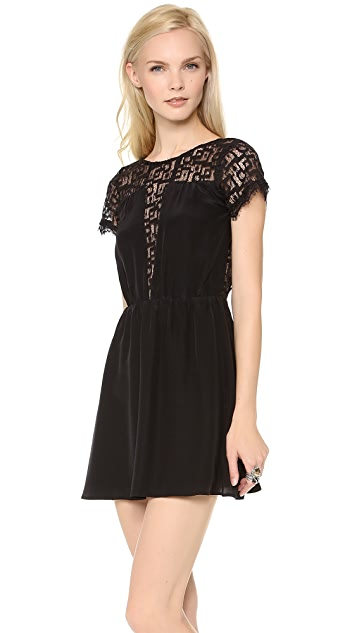 Myne Estelle Lace Dress