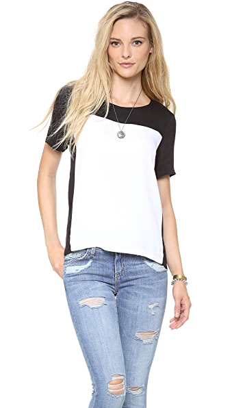 Myne Colorblock Tee