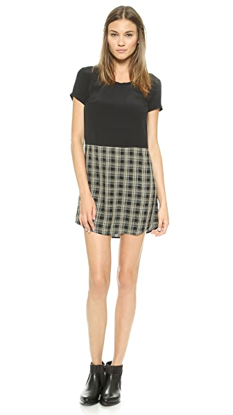 Myne Grant Pullover Shift Dress