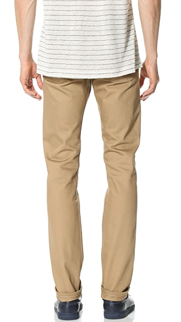 Naked & Famous Weird Guy Selvedge Pants