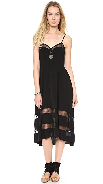 re:named Lacey High Low Dress