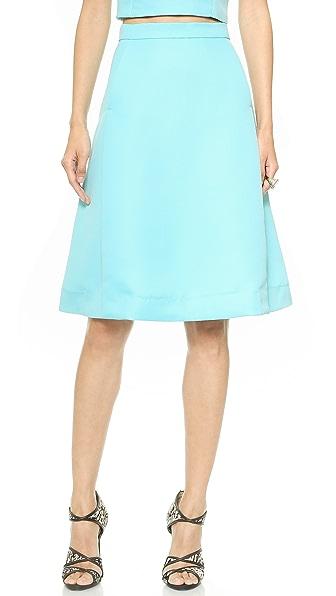 re:named A Line Midi Skirt