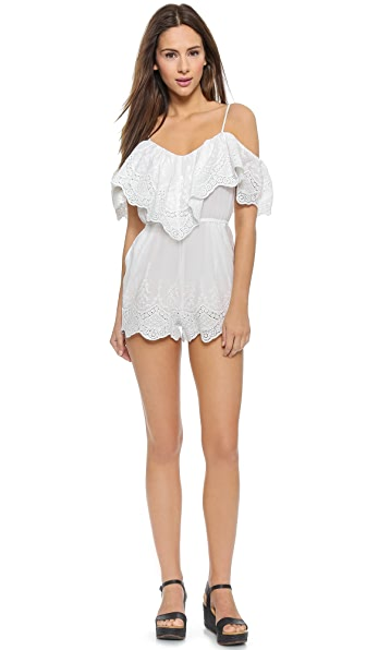 re:named Tiered Romper