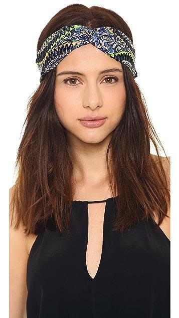 Namrata Joshipura Jungle Turban Headband