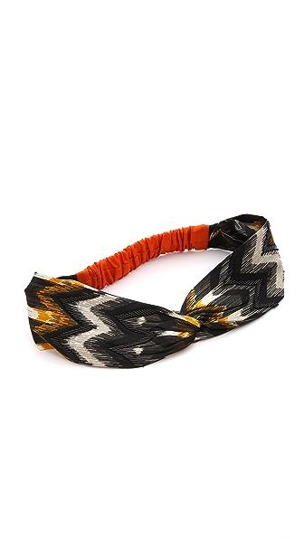 Namrata Joshipura Zigzag Turban Headband