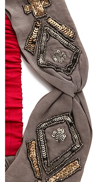 Namrata Joshipura Moroccan Turban Headband