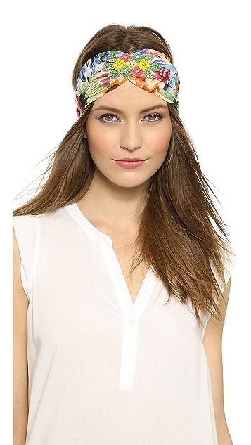 Namrata Joshipura Tropical Turban Headband