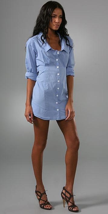 Nanette Lepore Charlotte Shirtdress