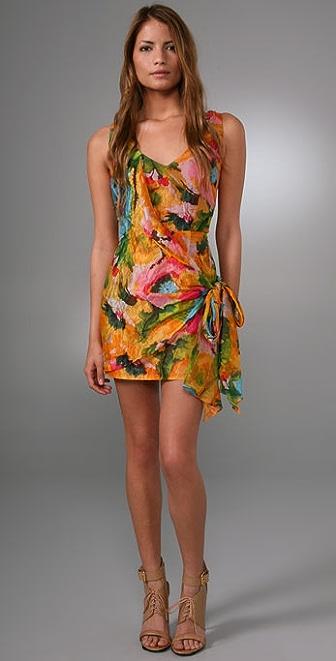 Nanette Lepore Tease Me Dress