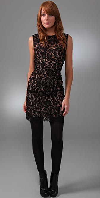 Nanette Lepore Usual Suspect Dress