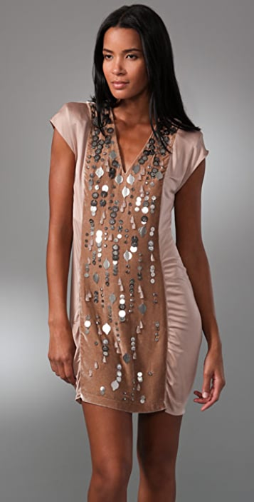 Nanette Lepore Mosaic Dress