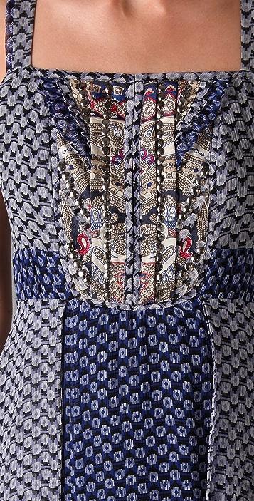 Nanette Lepore Milonga Long Dress