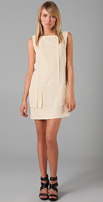Nanette Lepore Spun Around Shift Dress